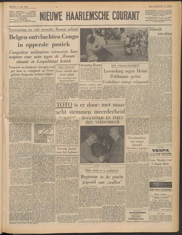 Nieuwe Haarlemsche Courant 1960-07-08