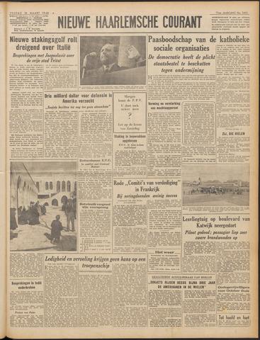 Nieuwe Haarlemsche Courant 1948-03-26