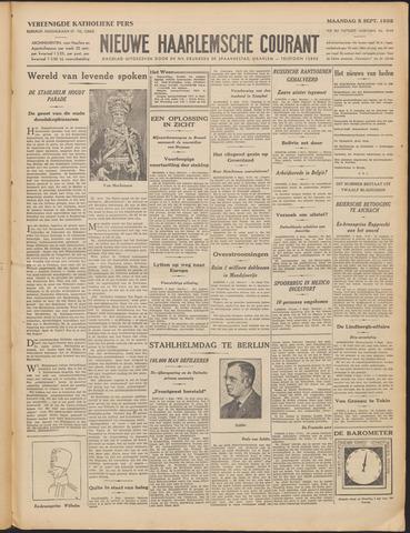Nieuwe Haarlemsche Courant 1932-09-05