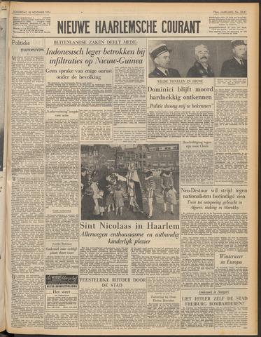 Nieuwe Haarlemsche Courant 1954-11-18