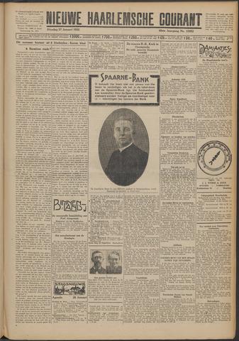 Nieuwe Haarlemsche Courant 1925-01-27