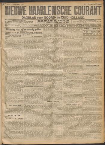 Nieuwe Haarlemsche Courant 1917-02-16