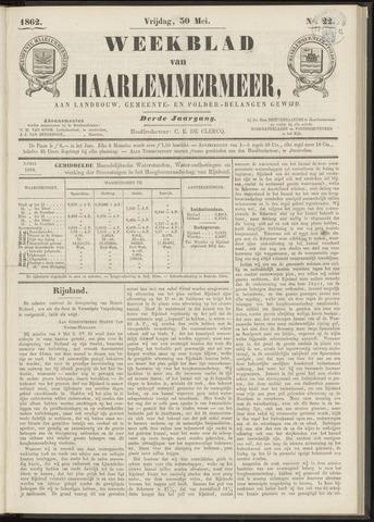 Weekblad van Haarlemmermeer 1862-05-30