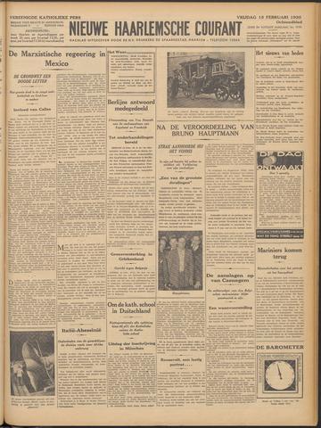 Nieuwe Haarlemsche Courant 1935-02-15