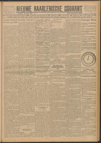 Nieuwe Haarlemsche Courant 1927-06-14