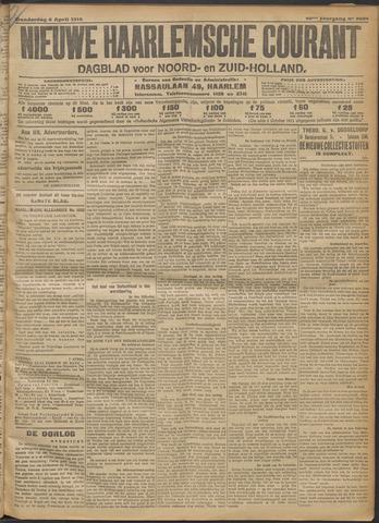 Nieuwe Haarlemsche Courant 1916-04-06