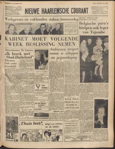 Nieuwe Haarlemsche Courant 1964-11-26