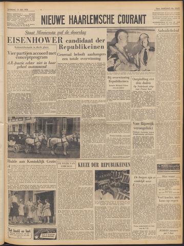 Nieuwe Haarlemsche Courant 1952-07-12
