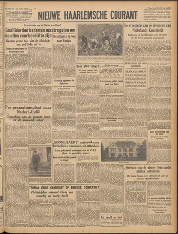 Nieuwe Haarlemsche Courant 1948-07-13