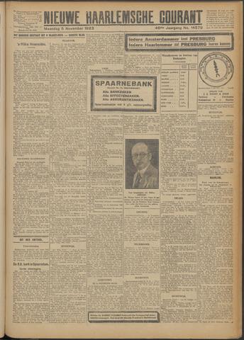 Nieuwe Haarlemsche Courant 1923-11-05