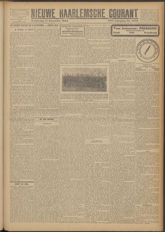 Nieuwe Haarlemsche Courant 1923-12-13