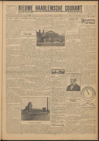 Nieuwe Haarlemsche Courant 1925-08-25