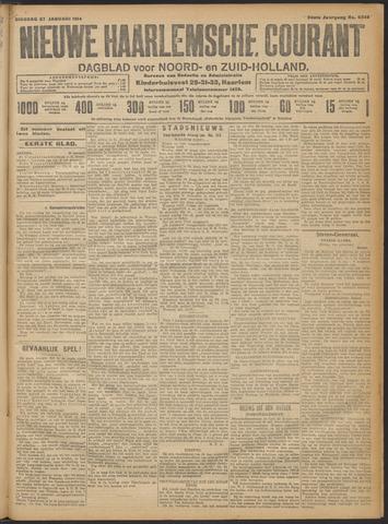Nieuwe Haarlemsche Courant 1914-01-27