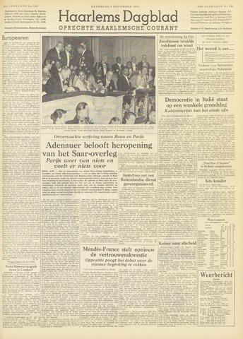 Haarlem's Dagblad 1954-11-06