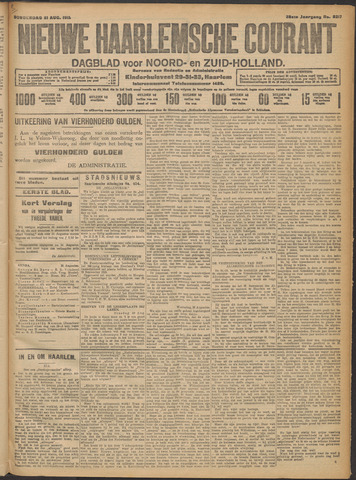 Nieuwe Haarlemsche Courant 1913-08-21