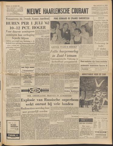 Nieuwe Haarlemsche Courant 1961-10-20