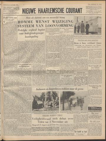 Nieuwe Haarlemsche Courant 1953-10-21