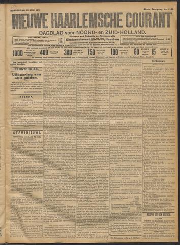 Nieuwe Haarlemsche Courant 1911-07-20