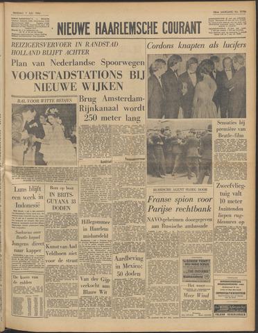 Nieuwe Haarlemsche Courant 1964-07-07