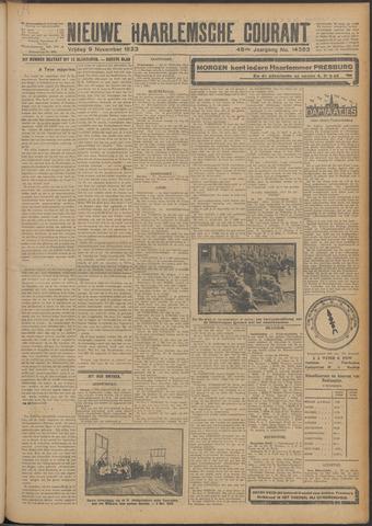 Nieuwe Haarlemsche Courant 1923-11-09