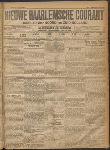 Nieuwe Haarlemsche Courant 1915-12-27