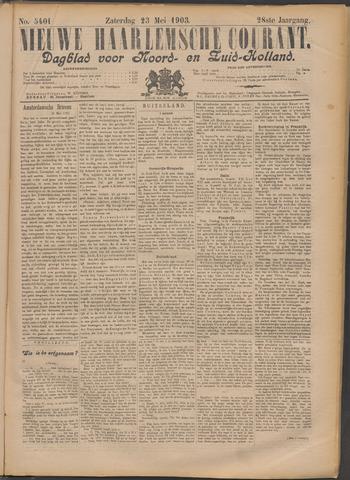 Nieuwe Haarlemsche Courant 1903-05-23