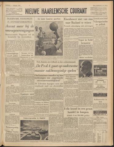 Nieuwe Haarlemsche Courant 1959-02-07