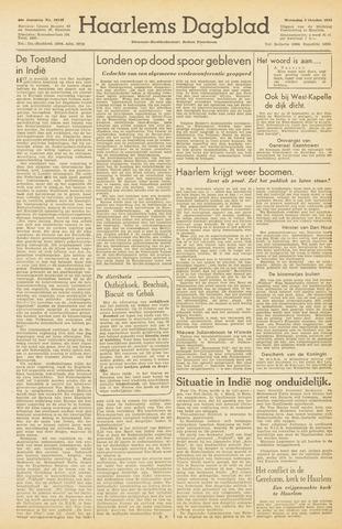Haarlem's Dagblad 1945-10-03