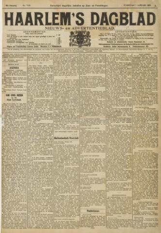 Haarlem's Dagblad 1908