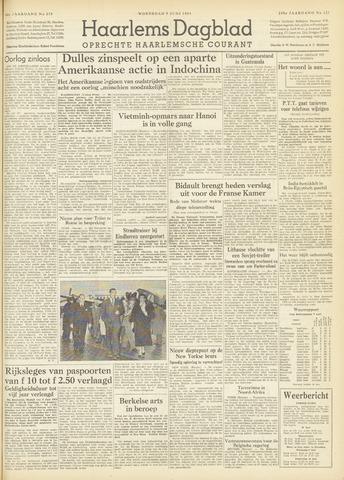 Haarlem's Dagblad 1954-06-09