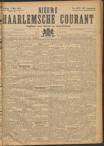Nieuwe Haarlemsche Courant 1907-05-03