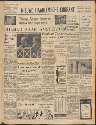 Nieuwe Haarlemsche Courant 1964-10-28
