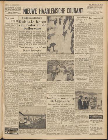Nieuwe Haarlemsche Courant 1955-10-29