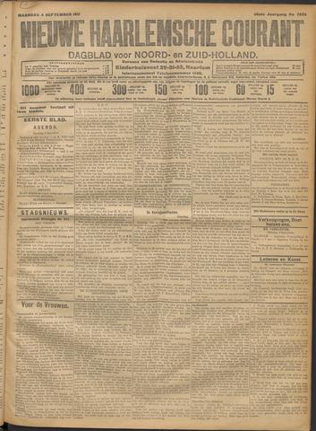 Nieuwe Haarlemsche Courant 1911-09-04