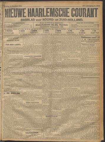 Nieuwe Haarlemsche Courant 1915-10-15