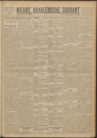 Nieuwe Haarlemsche Courant 1923-07-21