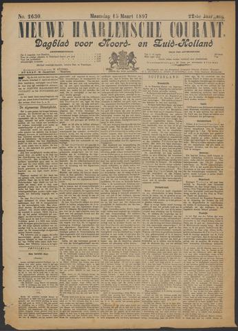 Nieuwe Haarlemsche Courant 1897-03-15
