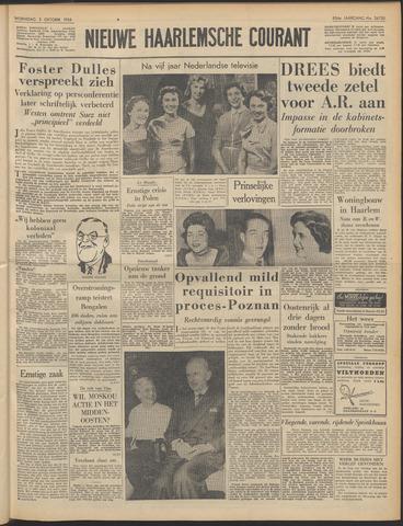 Nieuwe Haarlemsche Courant 1956-10-03