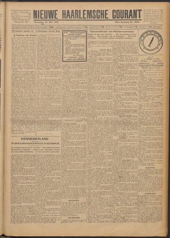 Nieuwe Haarlemsche Courant 1925-05-13