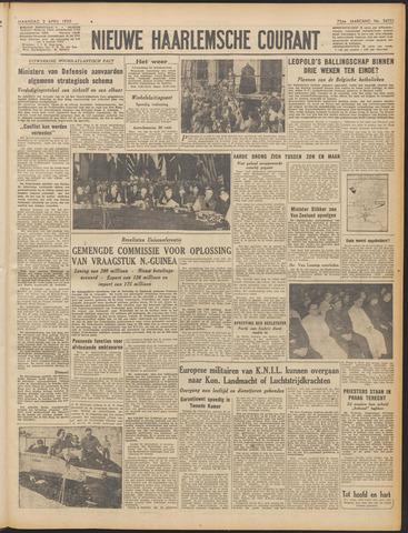 Nieuwe Haarlemsche Courant 1950-04-03