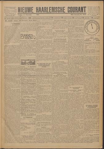 Nieuwe Haarlemsche Courant 1925-09-04