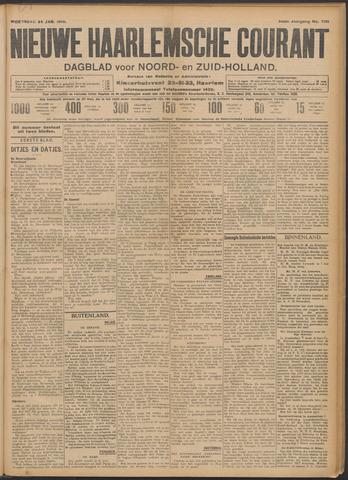 Nieuwe Haarlemsche Courant 1910-01-26