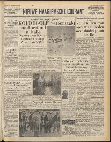 Nieuwe Haarlemsche Courant 1956-02-09