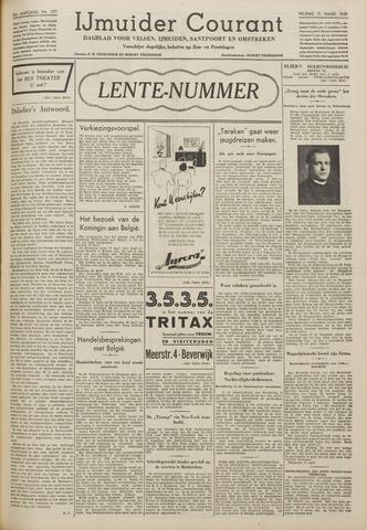 IJmuider Courant 1939-03-31