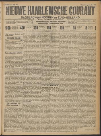 Nieuwe Haarlemsche Courant 1912-05-14
