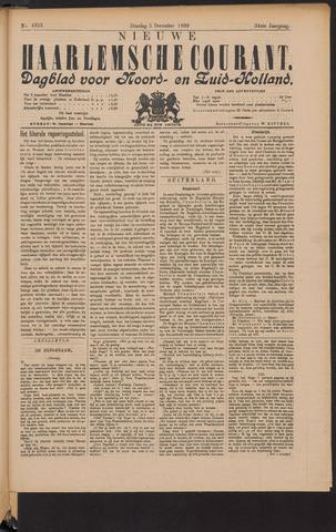Nieuwe Haarlemsche Courant 1899-12-05