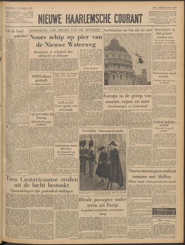 Nieuwe Haarlemsche Courant 1955-01-13