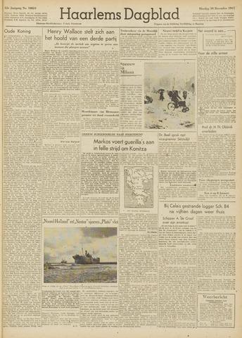 Haarlem's Dagblad 1947-12-30