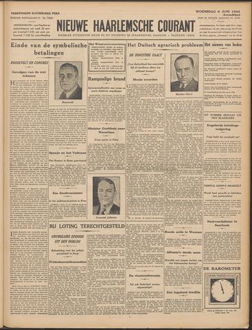 Nieuwe Haarlemsche Courant 1934-06-06