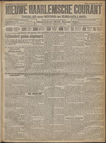 Nieuwe Haarlemsche Courant 1915-08-23